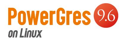 PowerGres on Linux V9.6